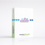 csv2ofx Convert Software Box