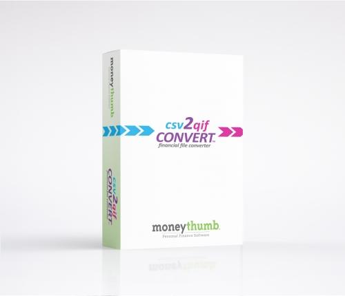 csv 2qif Convert Software Box