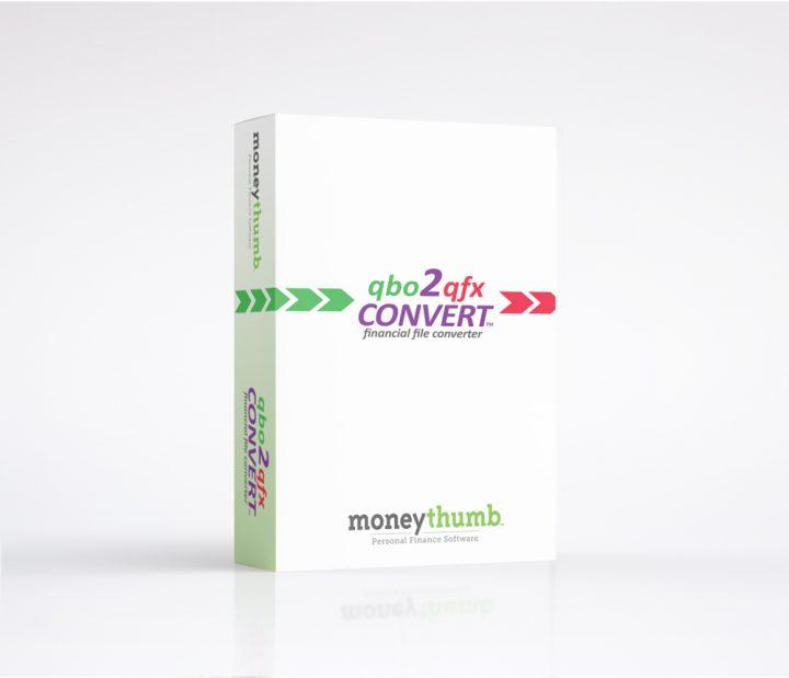 qbo2qfx Convert Software Box
