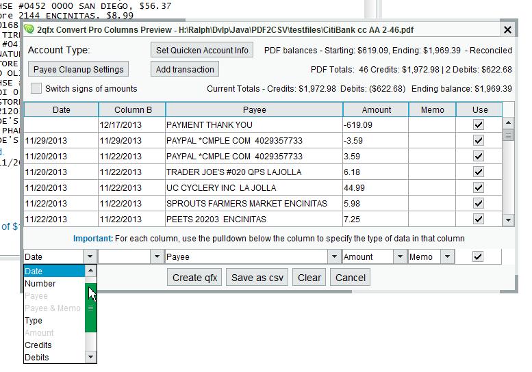 2qfx Convert Pro Preview