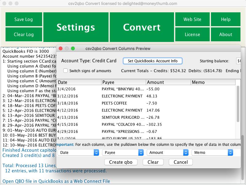 CSV2QBO_screenshot_mac