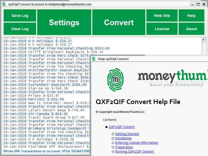 qxf2qif Convert Screenshot