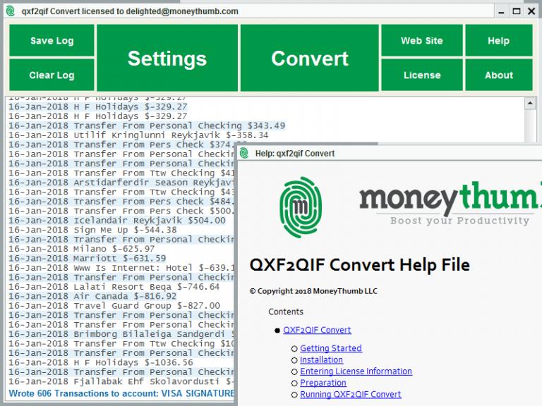 qxf2qif Convert Screenshot