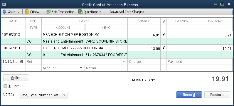How to import bank transactions into quickbooks: excel & more.