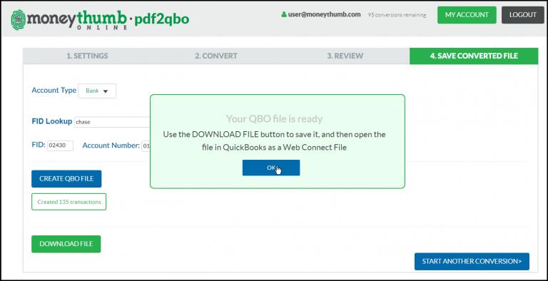 pdf2qbo Online Final Save